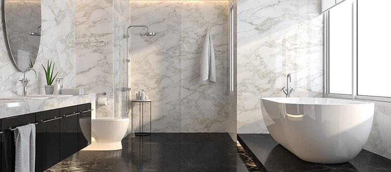 Bathroom Options Tub Shower