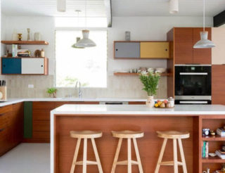 How to Design a Mid Century Modern Kitchen