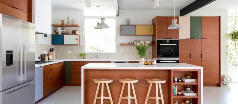How to Design a Mid Century Modern Kitchen