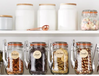 how to make more space for storage in your kitchen