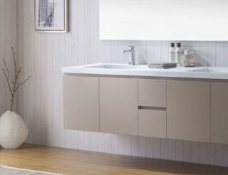 What Material Shoul You Use for Your Vanity Cabinet