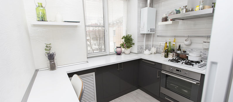 Small Kitchen Renovation More Affordable