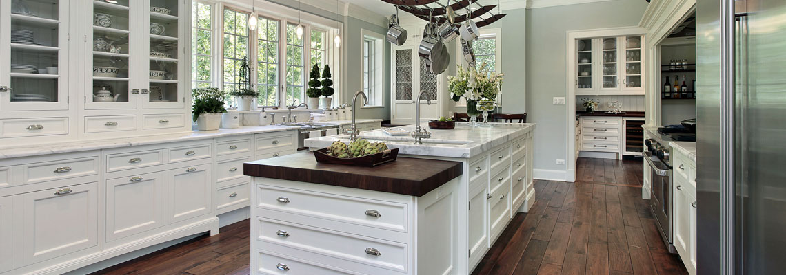 Top 7 Flooring Materials For Kitchens