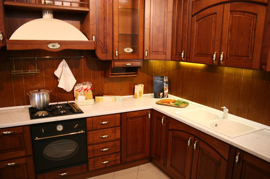 traditional classic kitchen design