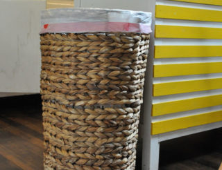 Trendy Ways To Conceal Your Kitchen Trash Can