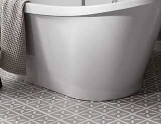 What Are The Best Materials To Use For A Bathroom Floor